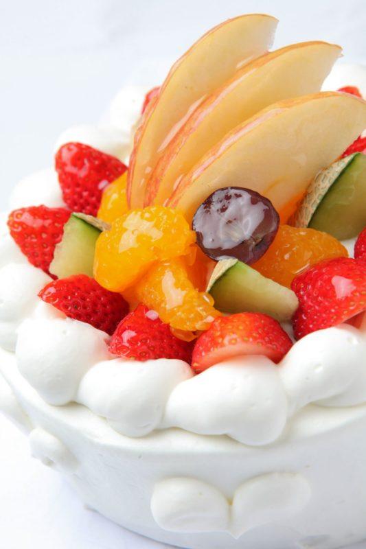 ケーキ_kurukuru